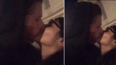 Mia Khalifa Sexy Video: पूर्व पोर्न स्टार मिया खलीफा ने मंगेतर को किया पैसनेट किस, सोशल मीडिया पर शेयर किया वीडियो