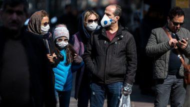 ईरान में नहीं रुक रहा कोरोना वायरस से मौत का सिलसिला, रविवार को फिर इतने मरीजों की गई जान