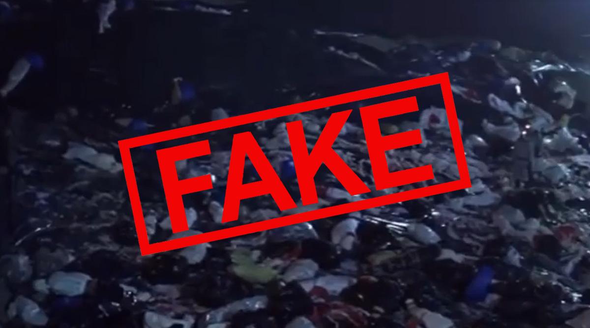 Fact Check: इटली के मुर्दाघरों में अब नहीं है जगह, लाशों को दफनाने के लिए बनाया गया कब्रिस्तान? जानें वायरल वीडियो की सच्चाई