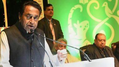 मध्य प्रदेश: प्रेस कांफ्रेस में बीजेपी पर जमकर बरसे सीएम कमलनाथ, गवर्नर लालजी टंडन को सौपेंगे इस्तीफा