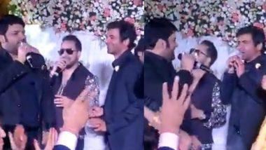 Video: विवादों के बीच कपिल शर्मा-सुनील ग्रोवर की दोस्ती की मिसाल पेश करता है ये लेटेस्ट Video, शादी समारोह में एक साथ करते दिखे डांस