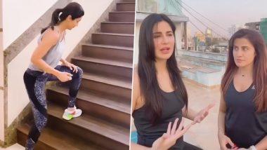 कोरोना वायरस: बिना जिम गए घर पर कैसे रखे खुद को फिट, कैटरीना कैफ और शिल्पा शेट्टी ने शेयर किया वीडियो