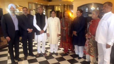 60 साल के मुकुल वासनिक ने की शादी, कांग्रेस के हैं महासचिव