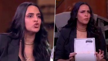 5 बॉयफ्रेंड्स रखकर MTV रोडीज कंटेस्टेंट्सको धोखादे रही लड़की का नेहा धूपिया ने किया बचाव, Video Viral होने के बाद हुईं जमकरTroll