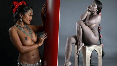 Nikita Gokhale Hot Photo: मराठी एक्ट्रेस निकिता गोखले ने Nude Photoshoot में दिखाया Sexy अंदाज, देखें Viral Pics