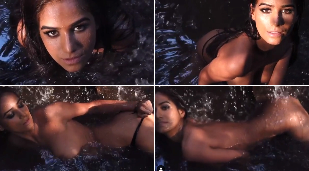 Poonam Pandey Hot Video: हॉट मॉडल पूनम पांडे ने पोस्ट किया Nude Video, हॉट अंदाज देखकर छुट जाएंगे पसीने