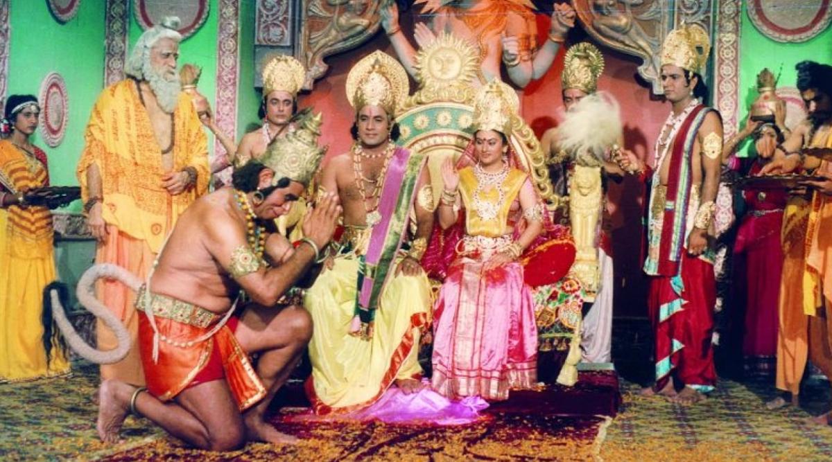 Lock Down in India: टीवी पर फिर लौटेगा रामायण और महाभारत! कोशिशों में जुटी प्रसार भारती