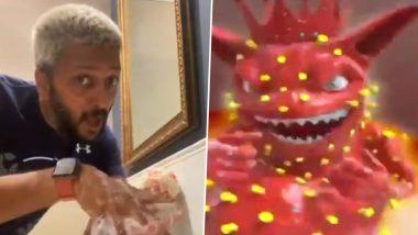 COVID-19: रितेश देशमुख ने कोरोना वायरस के डर से हाथ धोते हुए शेयर किया ये मजेदार Video, इंटरनेट पर हुआ Viral