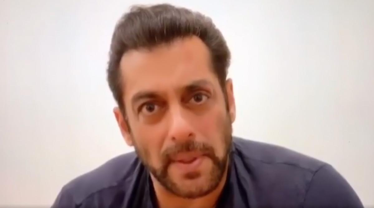 कोरोना वायरस: सलमान खान ने Video जारी करके लोगों को किया जागरूक, कहा- सुरक्षित रहें ये जिंदगी का सवाल है