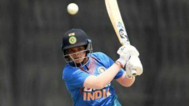16 साल की शेफाली वर्मा महिला T20 रैंकिंग में पहुंचीं टॉप पर, वर्ल्ड कप में मचा रही है धमाल