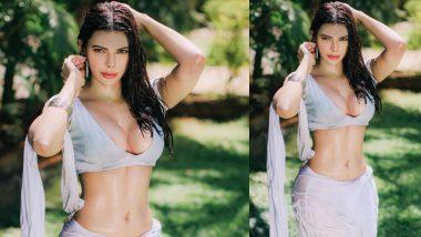 Sherlyn Chopra Hot Photo: लॉकडाउन के बीच शायराना हुई शर्लिन चोपड़ा, Nude फोटो शेयर कर कही ये बात