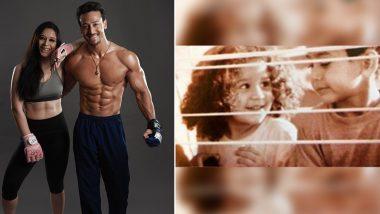 टाइगर श्रॉफ के जन्मदिन पर बहन कृष्णा श्रॉफ ने शेयर की बचपन की फोटो, क्यूट अंदाज में किया विश