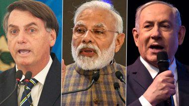 Covid-19: हाइड्रोक्सीक्लोरोक्वीन मिलने पर इजराइल के पीएम बेंजामिन नेतन्याहू और ब्राजील के राष्ट्रपति जेर बोलसोनारो ने कहा थैंक यू, पीएम मोदी ने दिया ये जवाब