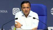 Lav Agarwal Tests Positive For COVID-19: स्वास्थ्य मंत्रालय के संयुक्त सचिव लव अग्रवाल कोरोना पॉजिटिव, ट्वीट कर दी जानकारी