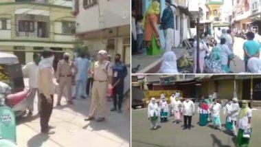 मध्य प्रदेश: उज्जैन में गई मेडिकल टीम के साथ दुर्व्यवहार, स्थानीय लोगों जानकारी देने से किया इनकार