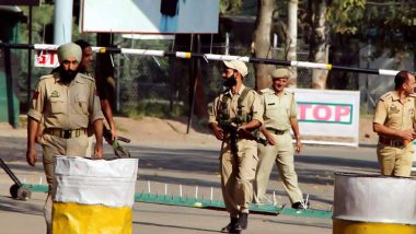 कोरोना वायरस: जम्मू और कश्मीर की पुलिस ने लोगों की मदद के लिए जारी किया हेल्पलाइन नंबर
