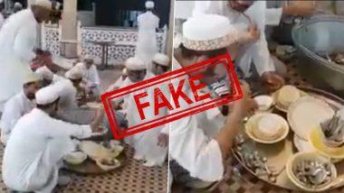 कोरोना को फैलाने के लिए मुस्लिम चाट रहे हैं बर्तन? पुराना वीडियो झूठे दावों के साथ सोशल मीडिया पर तेजी से हो रहा है वायरल; जानिए इसकी सच्चाई