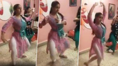 सारा अली खान ने किया जबरदस्त क्लासिकल डांस, वीडियो देख हैरान हुए लोग