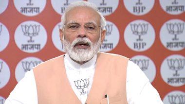 कोरोना के खिलाफ जंग: पीएम मोदी ने कहा- न थकना है न हारना है इस लंबी लड़ाई को जीतना है