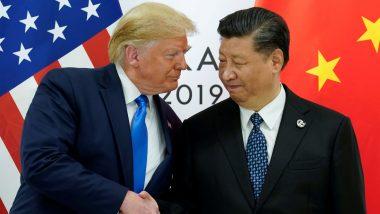 US Bans Five Exports From China: अमेरिका और चीन में बढ़ी दरार, मुस्लिम बहुल शिंजियांग पांच से निर्यात पर लगाया प्रतिबंध