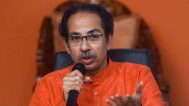मुख्यमंत्री उद्धव ठाकरे की कुर्सी से टल सकता है खतरा, MLC मनोनीत करने के लिए राज्यपाल से सिफारिश- किसी भी सदन के नही है सदस्य