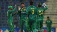 PAKISTAN vs ZIMBABWE 1ST ODI 2020: बेकार हुआ ब्रेंडन टेलर का शतक, पाकिस्तान ने जिम्बाब्वे को 26 रनों से हराया