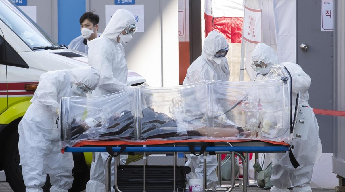 चीन में कोरोना वायरस से ठीक हुए 8 मरीजों को मिली अस्पताल से छुट्टी
