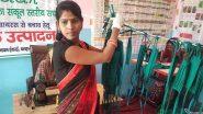 कोरोना वायरस से जंग: बिहार में मास्क की कमी दूर कर रही 'जीविका दीदी'