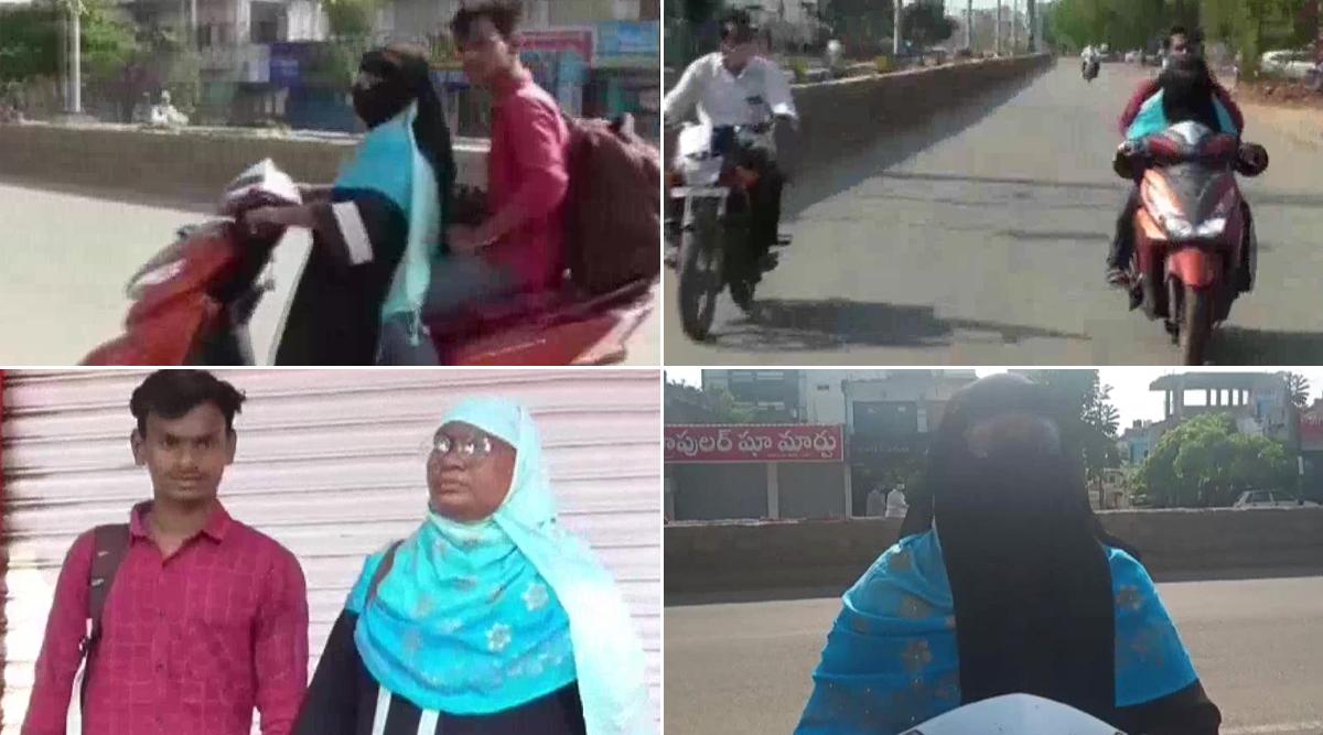मां तुझे सलाम: लॉकडाउन में फंसे बेटे को घर वापस लाने के लिए स्कूटर से किया 1,400 km का सफर