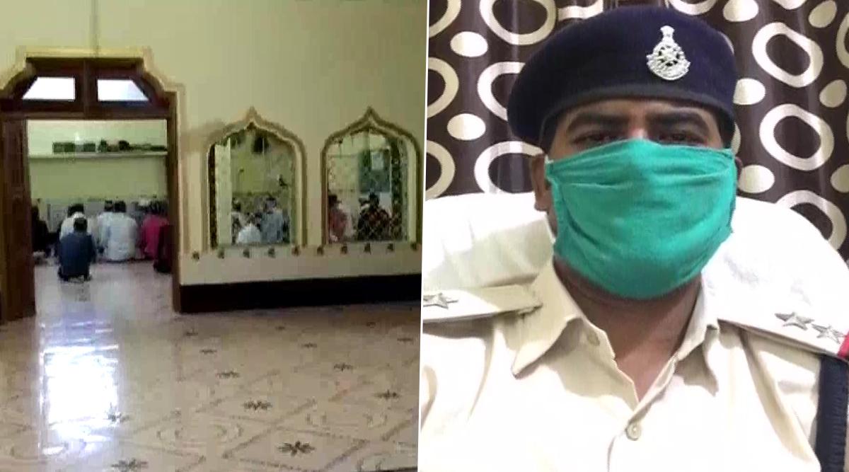 Coronavirus: मध्य प्रदेश में मस्जिद में नमाज के लिए एकत्रित हुए 40 लोगों के खिलाफ मामला दर्ज
