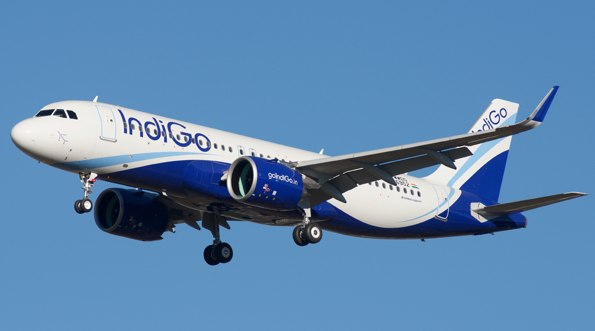 मुंबई: निसर्ग चक्रवात तूफान का डर, इंडिगो एयरलाइन्स ने कल के लिए 17 विमान को किया रद्द