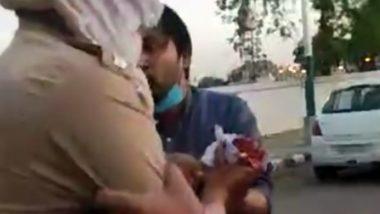 पंजाब: ASI हरजीत सिंह की कटी कलाई को डॉक्टरों ने ऑपरेशन कर जोड़ा, निहंग सिखों ने तलवार से हमला कर काट दिया था