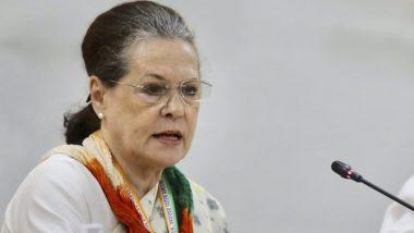 सोनिया गांधी के खिलाफ कर्नाटक में एफआईआर दर्ज, सोशल मीडिया पर कांग्रेस द्वारा PM-CARES Fund की गलत जानकारी देने का आरोप