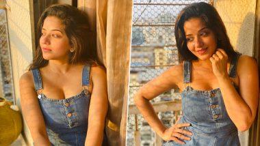 Monalisa Photos: भोजपुरी एक्ट्रेस मोनालिसा ने ग्लैमरस फोटो शेयर करके बनाया फैंस दिन