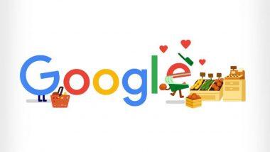 गूगल ने स्पेशल डूडल द्वारा शिक्षकों और चाइल्डकेयर वर्कर्स को किया धन्यवाद
