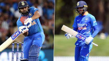 रोहित शर्मा ने युवा बल्लेबाज शुभमन गिल को बताया भारत का भविष्य