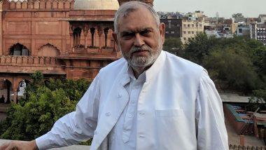 दिल्ली अल्पसंख्यक आयोग के अध्यक्ष  जफरूल इस्लाम खान ने लिखा विवादित पोस्ट, बीजेपी ने किया हमला