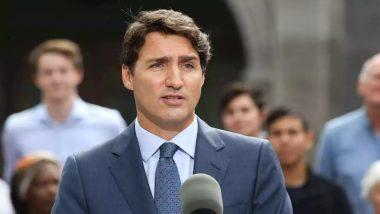 कनाडा के प्रधानमंत्री जस्टिन ट्रूडो ने की मेडिकल रिसर्च के लिए अतिरिक्त फंड की घोषणा
