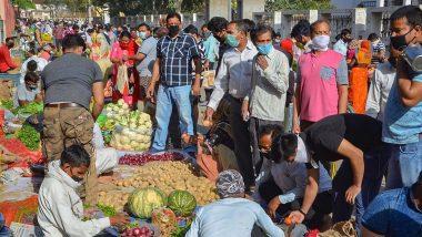 दिल्ली में कोरोना का कहर जारी: आजादपुर सब्जी मंडी के 11 व्यापारी कोरोना से संक्रमित, प्रशासन ने कई दुकानों को किया सील