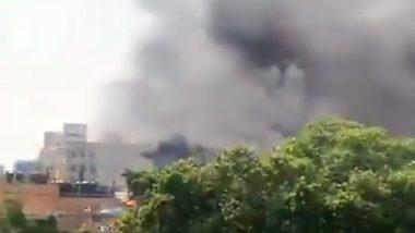 पटना के PMCH में लगी आग पर पाया गया काबू, अस्पताल के सभी लोग सुरक्षित