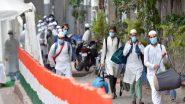 तिरुपति में तब्लीगी जमात के लोगों ने 560 कोविड पीड़ित शवों का किया अंतिम संस्कार