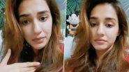 दिशा पटानी ने नए वीडियो के लिए सोफिया वेरगारा से प्रेरणा ली