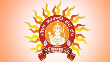 अयोध्या में राम जन्मभूमि तीर्थ क्षेत्र ट्रस्ट ने जारी किया 'Logo', भगवान श्रीराम के साथ हनुमान की तस्वीर भी मौजूद