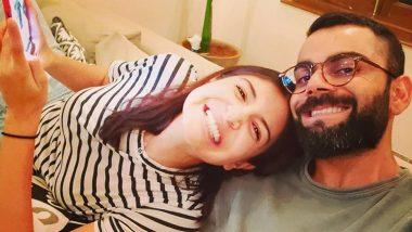 विराट कोहली ने अपनी पत्नीं अनुष्का शर्मा के साथ इंस्टाग्राम पर शेयर की खूबसूरत तस्वीर, कहा- हम दोनों की मुस्कुराहट फेक हो सकती है, लेकिन हम नहीं