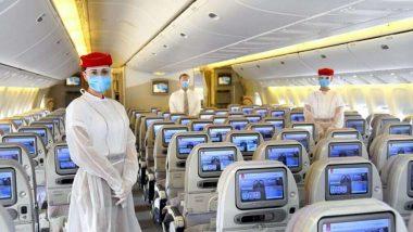 अमीरात एयरलाइंस ने कोरोना से कर्मचारियों और यात्रियों की सुरक्षा के लिए किए विशेष इंतजाम