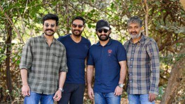 अजय देवगन के जन्मदिन पर RRR के मेकर्स नहीं रिलीज कर पाए फिल्म से उनका फर्स्ट लुक, बताई वजह