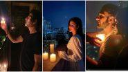 अक्षय कुमार, कैटरीना कैफ, रणवीर सिंह समेत बॉलीवुड सितारों ने भी पीएम मोदी की अपील पर जलाए दिए, देखिए तस्वीरें