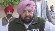 हॉकी के दिग्गज बलबीर सिंह सीनियर के निधन पर पंजाब के मुख्यमंत्री अमरिंदर सिंह ने जताया शोक