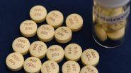 कोरोना वायरस: इलाज के लिए जापानी एंटी-फ्लू ड्रग 'Avigan' का परीक्षण शुरू, जून तक 100 संक्रमितों पर किया जाएगा टेस्ट