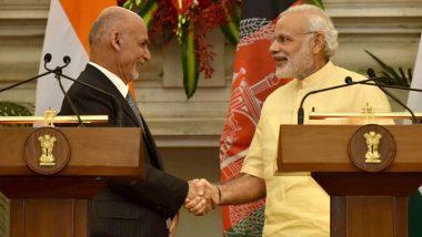 कोरोना के खिलाफ जारी जंग में भारत-अफगानिस्तान एक साथ, राष्ट्रपति अशरफ गनी से बोले पीएम मोदी